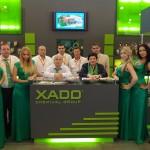 Наша команда. На выставке работали специалисты отдела маркетинга, международного отдела, рекламной службы, технического департамента.